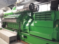 NATURAL GAS GENERATOR JENBACHER JMS616 (2.680Kwe)
